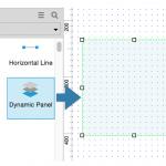 5-2 動態面板:Dynamic panel 搭配互動事件使用